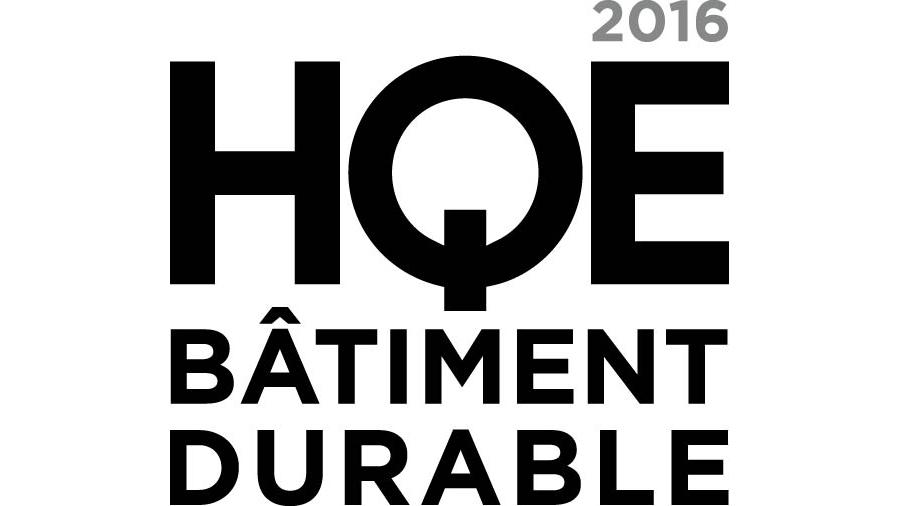 Logo Batiment durable HQE