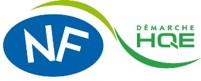 Logo démarche NF HQE