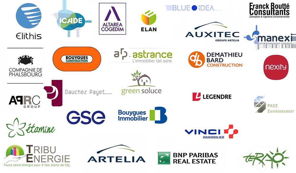 Logos clients mantenna
